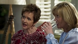 Susan Kennedy, Claudia Watkins in Neighbours Episode 8253