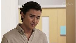 Leo Tanaka in Neighbours Episode 8254