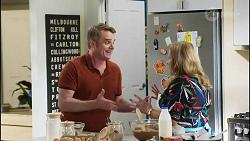 Gary Canning, Sheila Canning in Neighbours Episode 8254