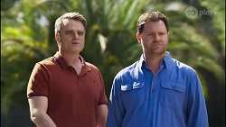 Gary Canning, Shane Rebecchi in Neighbours Episode 8254