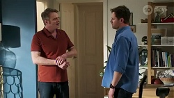 Gary Canning, Shane Rebecchi in Neighbours Episode 8255