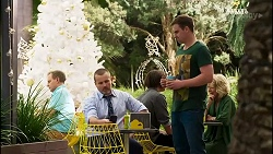 Toadie Rebecchi, Kyle Canning in Neighbours Episode 8258
