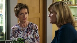 Susan Kennedy, Claudia Watkins in Neighbours Episode 8258