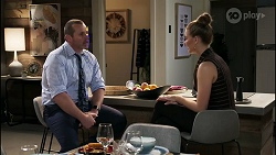 Toadie Rebecchi, Chloe Brennan in Neighbours Episode 8258