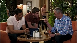 Pierce Greyson, Hendrix Greyson, Karl Kennedy in Neighbours Episode 8258