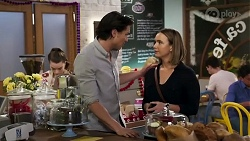 Leo Tanaka, Amy Williams in Neighbours Episode 8259