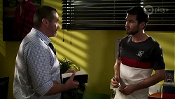 Toadie Rebecchi, Ned Willis in Neighbours Episode 8259