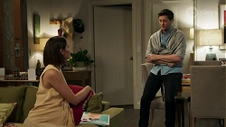 Elly Conway, Finn Kelly in Neighbours Episode 8259