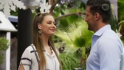 Chloe Brennan, Pierce Greyson in Neighbours Episode 8259