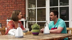 Amy Williams, Kyle Canning in Neighbours Episode 8259