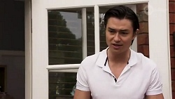 Leo Tanaka in Neighbours Episode 8259