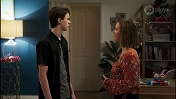 Jimmy Williams, Amy Williams in Neighbours Episode 8260