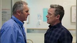 Karl Kennedy, Paul Robinson in Neighbours Episode 8261