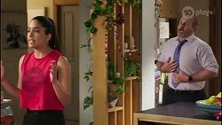 Yashvi Rebecchi, Toadie Rebecchi in Neighbours Episode 8261