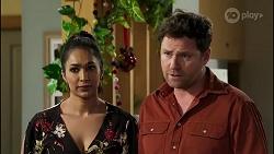 Dipi Rebecchi, Shane Rebecchi in Neighbours Episode 8261