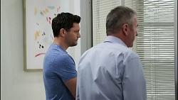 Finn Kelly, Karl Kennedy in Neighbours Episode 8262
