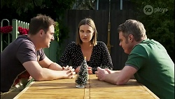 Kyle Canning, Amy Williams, Gary Canning in Neighbours Episode 8262