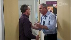 Paul Robinson, Karl Kennedy in Neighbours Episode 8262
