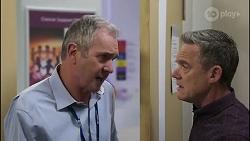 Karl Kennedy, Paul Robinson in Neighbours Episode 8262