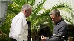 Karl Kennedy, Paul Robinson in Neighbours Episode 8263