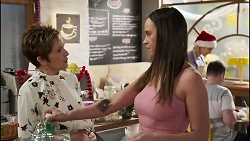 Susan Kennedy, Bea Nilsson in Neighbours Episode 8264