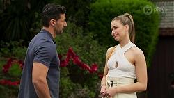 Pierce Greyson, Chloe Brennan in Neighbours Episode 8265