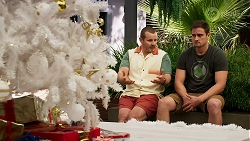 Toadie Rebecchi, Kyle Canning in Neighbours Episode 8265