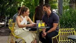 Chloe Brennan, Pierce Greyson in Neighbours Episode 8265