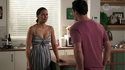 Elly Conway, Finn Kelly in Neighbours Episode 8265