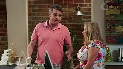 Gary Canning, Sheila Canning in Neighbours Episode 8266