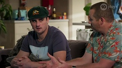 Kyle Canning, Toadie Rebecchi in Neighbours Episode 8266