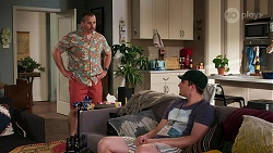 Toadie Rebecchi, Kyle Canning in Neighbours Episode 8266