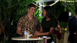 Hendrix Greyson, Yashvi Rebecchi in Neighbours Episode 8266