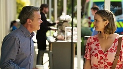 Paul Robinson, Amy Williams in Neighbours Episode 8267