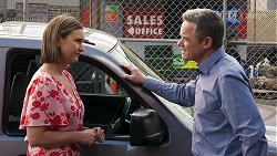 Amy Williams, Paul Robinson in Neighbours Episode 8267