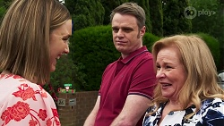 Amy Williams, Gary Canning, Sheila Canning in Neighbours Episode 8267