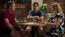 Gary Canning, Kyle Canning, Sheila Canning in Neighbours Episode 8268