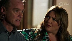 Paul Robinson, Terese Willis in Neighbours Episode 8268