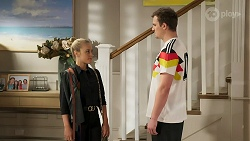 Roxy Willis, Kyle Canning in Neighbours Episode 8269