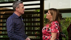 Paul Robinson, Terese Willis in Neighbours Episode 8270