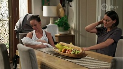 Aster Conway, Bea Nilsson, Elly Conway in Neighbours Episode 8270