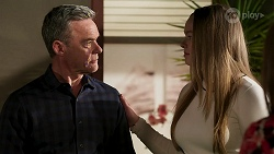 Paul Robinson, Harlow Robinson in Neighbours Episode 8270