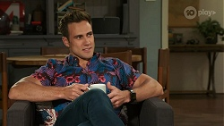 Aaron Brennan in Neighbours Episode 8271