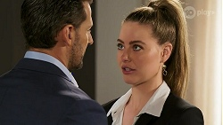 Pierce Greyson, Chloe Brennan in Neighbours Episode 8271