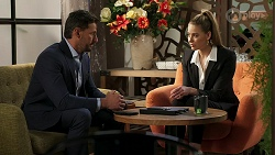 Pierce Greyson, Chloe Brennan in Neighbours Episode 8272