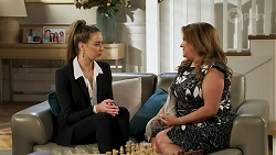 Chloe Brennan, Terese Willis in Neighbours Episode 8272