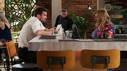 Ned Willis, Sheila Canning in Neighbours Episode 8272