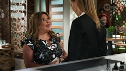Terese Willis, Chloe Brennan in Neighbours Episode 8272