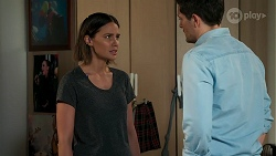Elly Conway, Finn Kelly in Neighbours Episode 8272