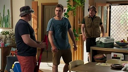 Toadie Rebecchi, Kyle Canning, Gary Canning in Neighbours Episode 8273